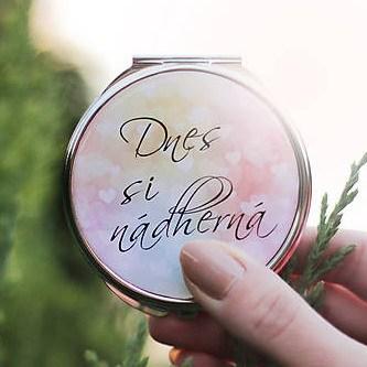 handmade zrkadielko