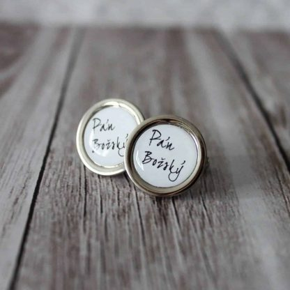 manzetove gombiky svadobne