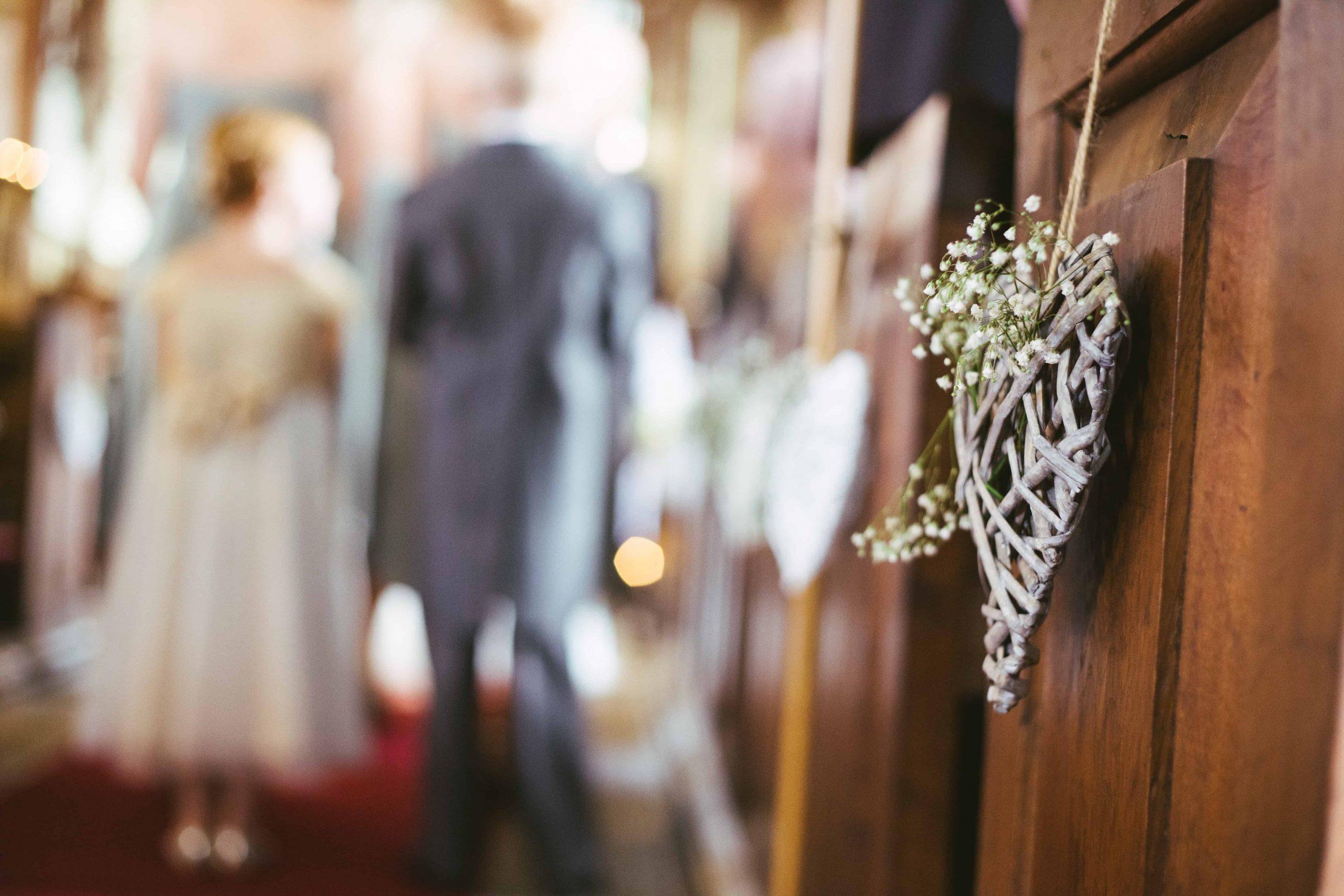 Ako vybaviť svadbu v kostole? Kompletný návod.