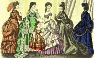96b9ca825332 Čo sa týka farieb – tak napr. v Aténach bolo zvykom mať svadobné šaty  fialovej farby. Čierna farba šiat prevažovala u protestantov